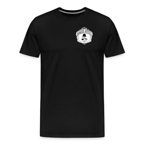 Baker Street Logo - Männer Premium T-Shirt