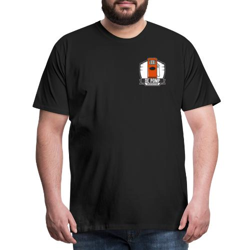 Nieuw Logo Design - Mannen Premium T-shirt