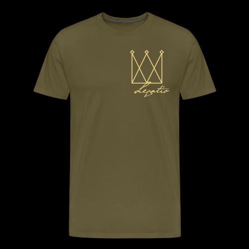 Legatio Script - Men's Premium T-Shirt