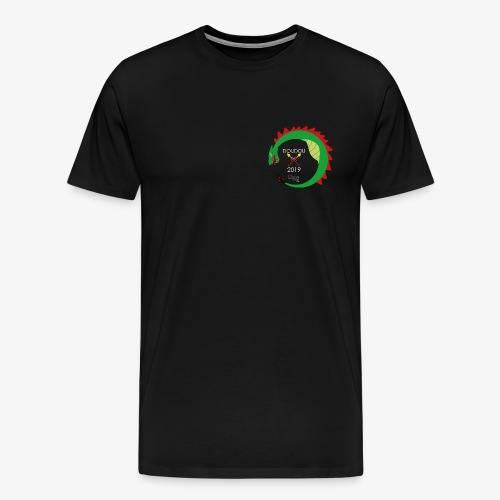 Dragon Doudou 2019 - T-shirt Premium Homme