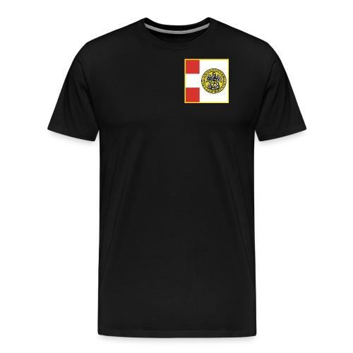 Bandiera Comunità Valsesia - Maglietta Premium da uomo
