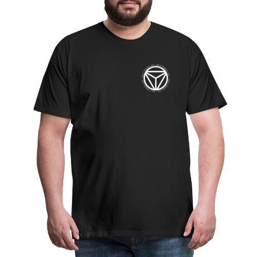 LOGO I'm a Traveller - T-shirt Premium Homme