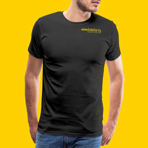 logo1yel - Men's Premium T-Shirt