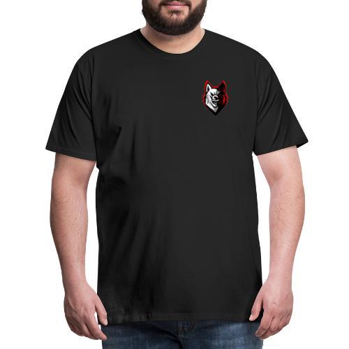 W0lFiii - Herre premium T-shirt
