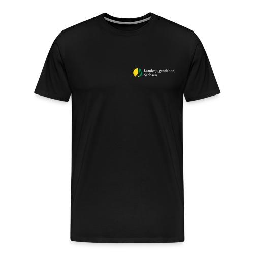 Landesjugendchor Sachsen - Männer Premium T-Shirt