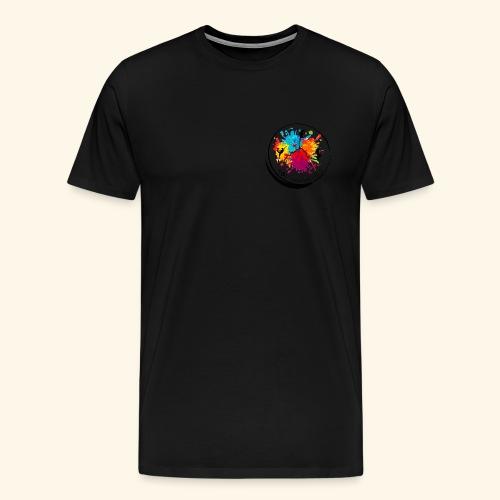 Logo Transparent Av - T-shirt Premium Homme
