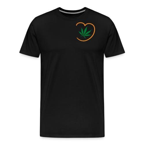 Hempathy logo - Männer Premium T-Shirt