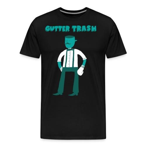 Dudley Grey - Men's Premium T-Shirt