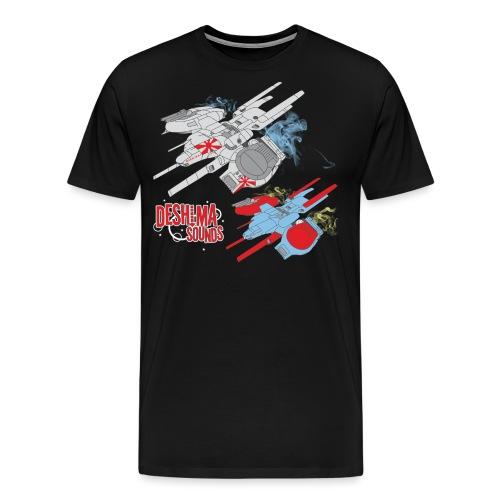 Deshima Sounds 06 2011 - Men's Premium T-Shirt