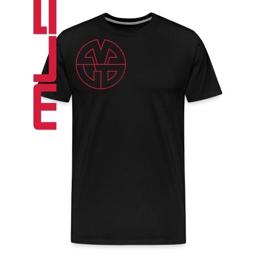 mld tech rz 2013 - Männer Premium T-Shirt