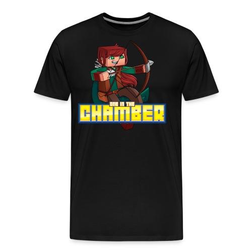 OITC with Text png - Men's Premium T-Shirt