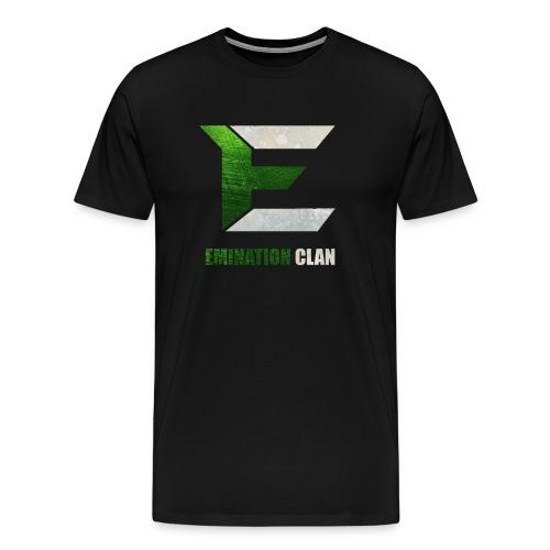 Emination LOGO 3 png - Männer Premium T-Shirt