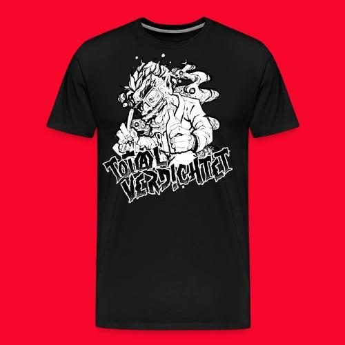 dichter2 png - Männer Premium T-Shirt