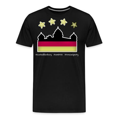 Fanshirt__weiße_S - Männer Premium T-Shirt