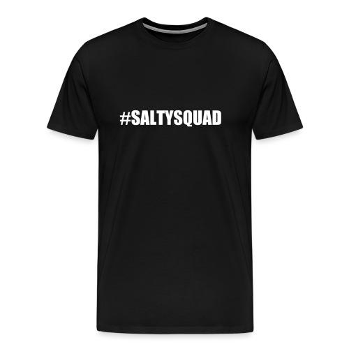 SaltySquad_white - Men's Premium T-Shirt