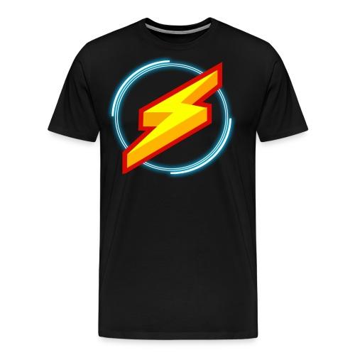 sparky roo large transparent png - Men's Premium T-Shirt