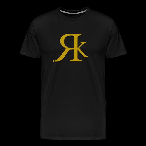 ReKreation. Gold - Männer Premium T-Shirt