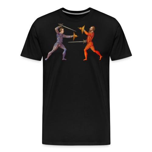 Untitled 16 png - Premium-T-shirt herr