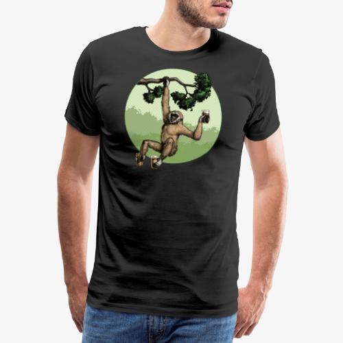 Gibbon - Men's Premium T-Shirt