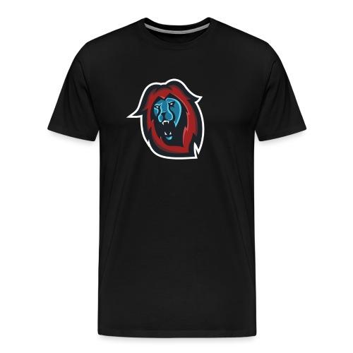 contour 2 2x png - T-shirt Premium Homme