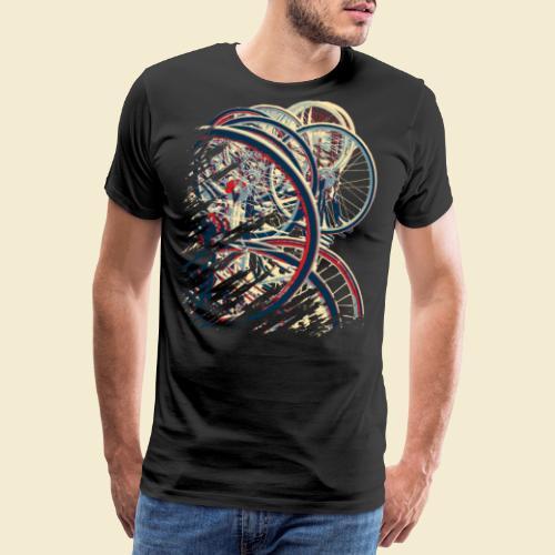 Radball | Cycle Ball Break 1 - Männer Premium T-Shirt