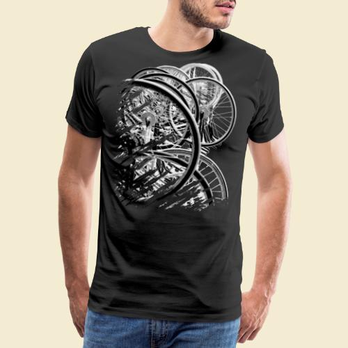 Radball   Cycle Ball Break 2 - Männer Premium T-Shirt