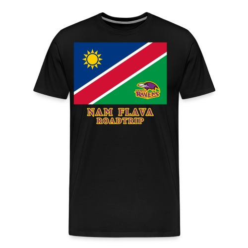 Namibia NamFlava 3 - Männer Premium T-Shirt