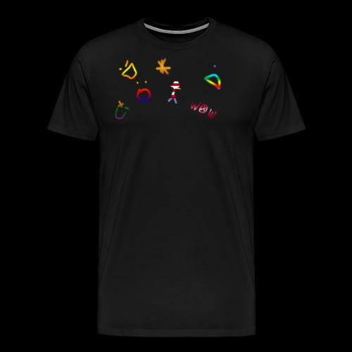 LSD - Men's Premium T-Shirt