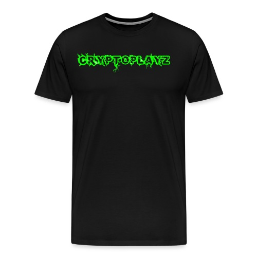 *GREEN DROP* - Men's Premium T-Shirt