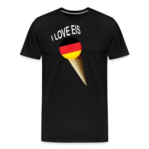 Fußball WM Geschenk Fan Weltmeister Deutschland - Männer Premium T-Shirt