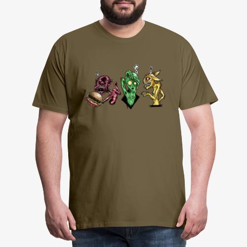 Weird communication - T-shirt Premium Homme