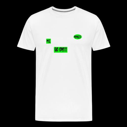 CRITICA 2 - Camiseta premium hombre