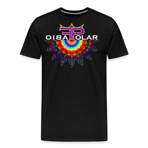 Psychedelic Polar - Männer Premium T-Shirt