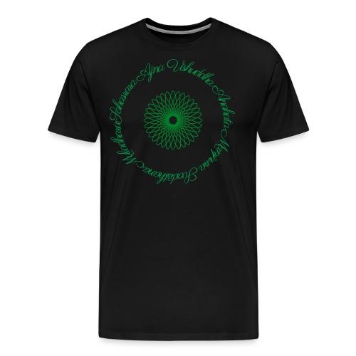 Les Chakras - T-shirt Premium Homme
