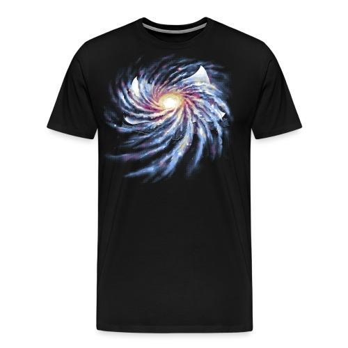 Livre de L'Espace-Temps - Men's Premium T-Shirt
