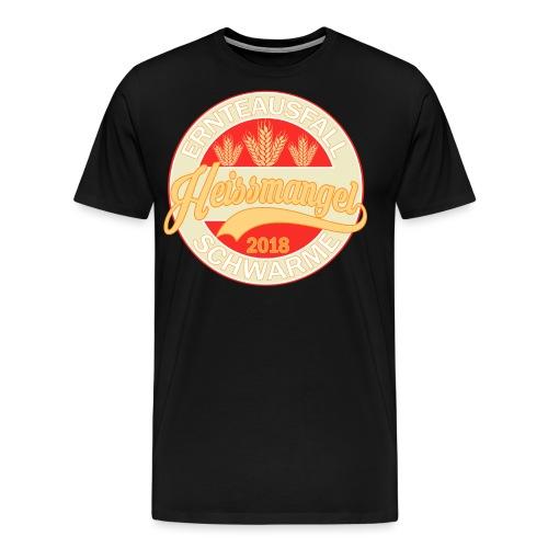 Ernteausfall red 2 - Männer Premium T-Shirt