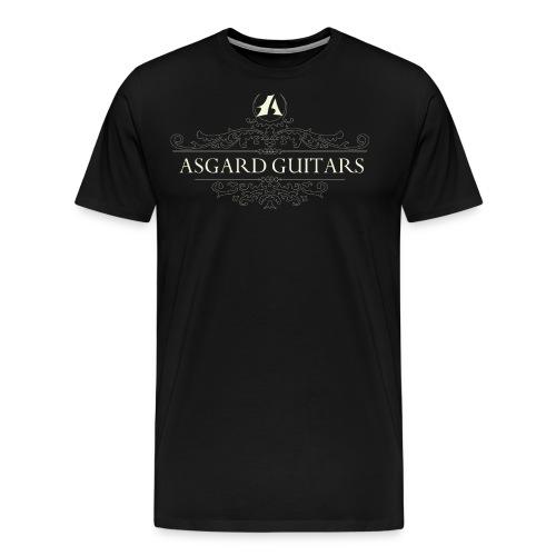 AGpaitakoukero beige - Miesten premium t-paita
