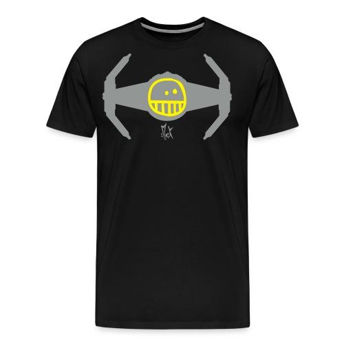 Tie Fighter McKoy - Camiseta premium hombre