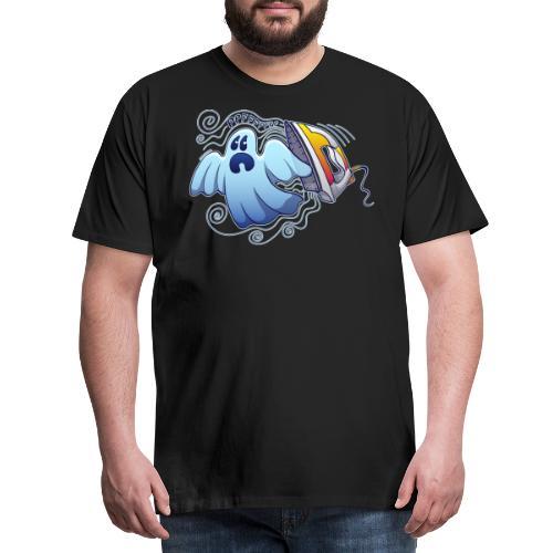 Ghost Ironing Nightmare - Men's Premium T-Shirt