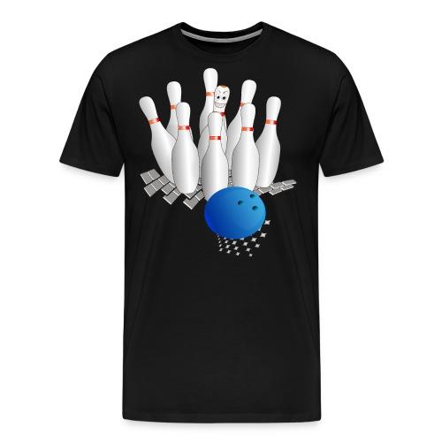 kegel - Männer Premium T-Shirt