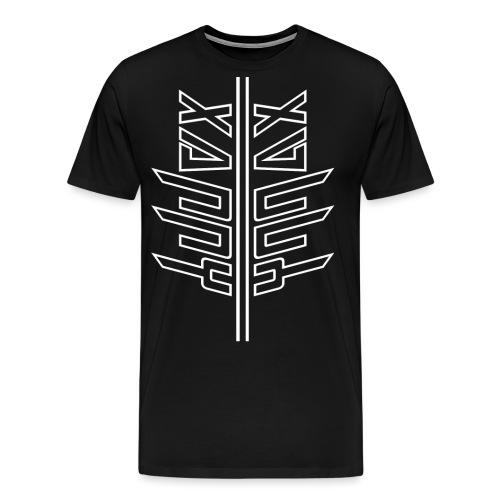 xannygotcrazeballs png - Men's Premium T-Shirt
