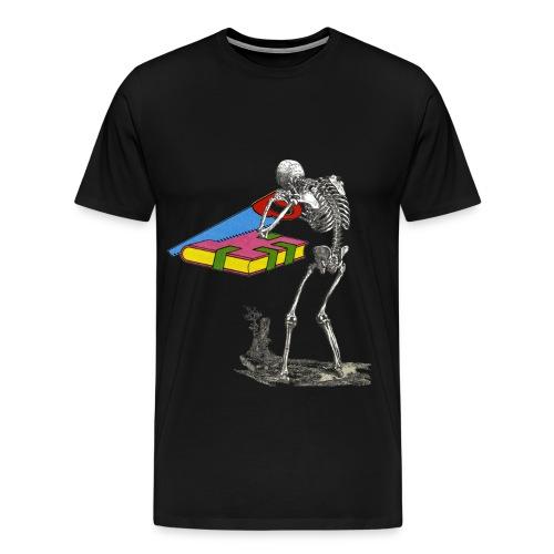 saegezahn - Männer Premium T-Shirt
