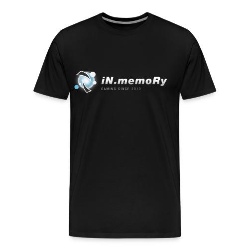 inm logo v2 final png - Männer Premium T-Shirt
