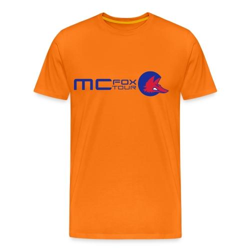 fox - Herre premium T-shirt