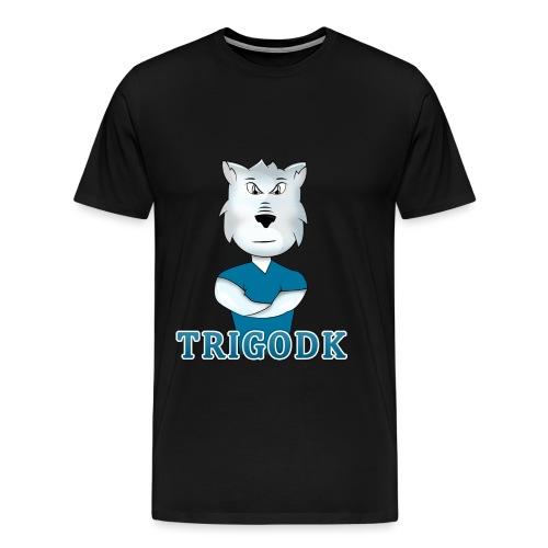 tgg png - Herre premium T-shirt