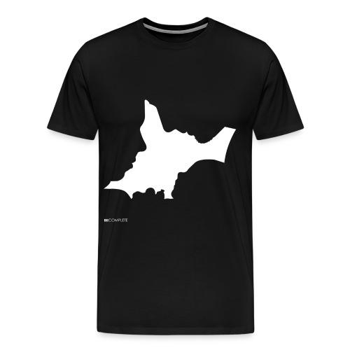 BECOMPLETE - Mannen Premium T-shirt