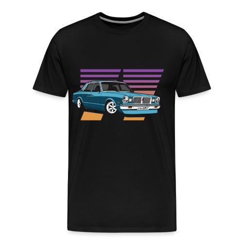 77-color - Men's Premium T-Shirt