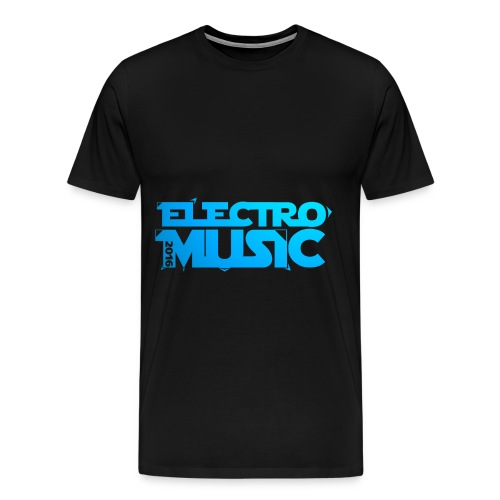 T-Shirt Electro Music Homme - T-shirt Premium Homme