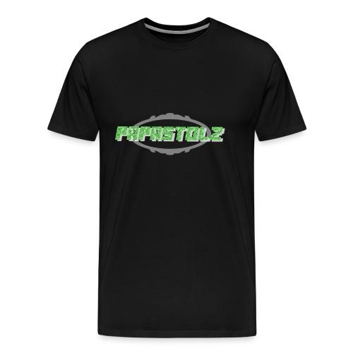 Creepy Papa - Männer Premium T-Shirt