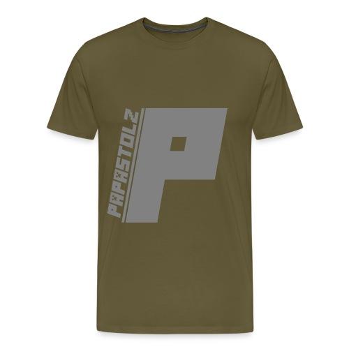 P wie Papa - Männer Premium T-Shirt